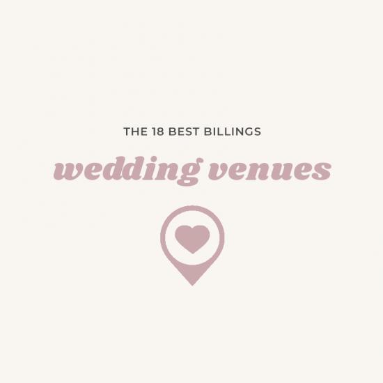 18 Montana Wedding Venues in Billings