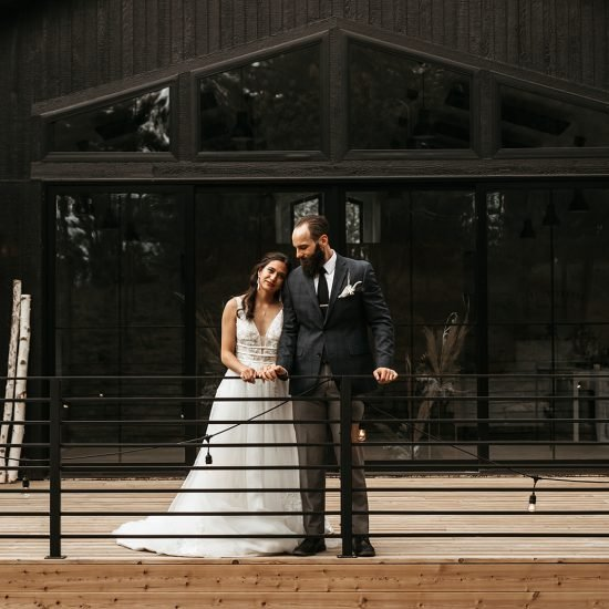 Minimalistic Vintage Wedding Inspiration