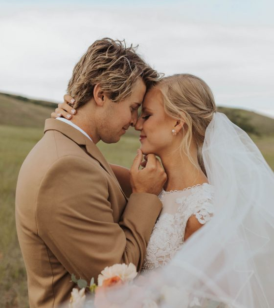 Warm and Loving Orem Bridals
