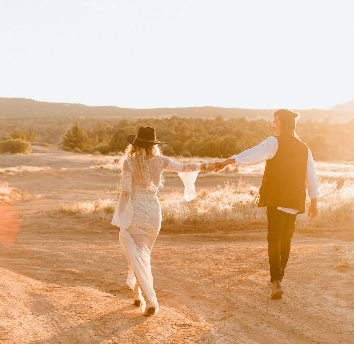 Enchanting Western Elopement Inspiration