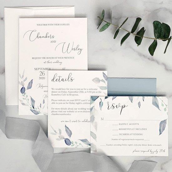 Blue Leaf Design Co.