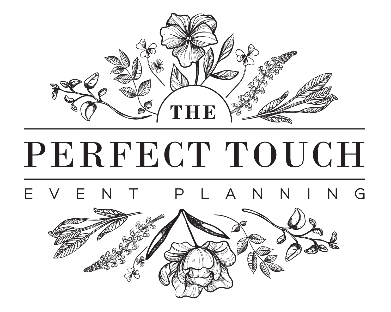 The Perfect Touch Wedding Planning