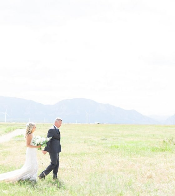 Bright and Intimate Colorado Wedding