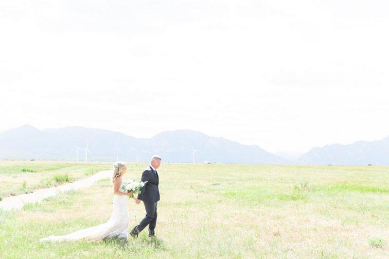 Bright and Intimate Colorado Wedding