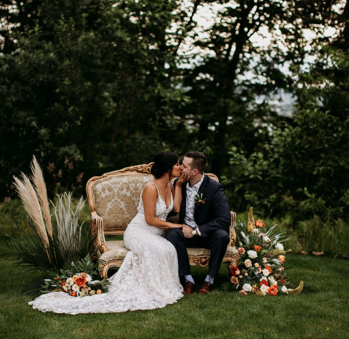 Classic Luxurious Vow Renewal Inspiration
