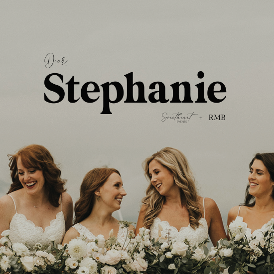 Dear Stephanie: How Much Does It Really Cost To Be A Bridesmaid?