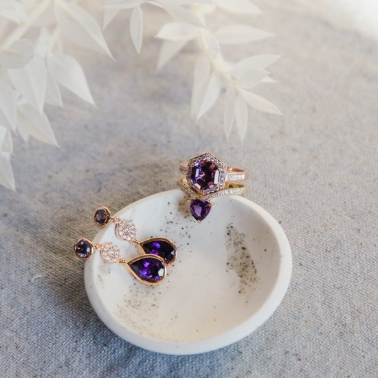 Inspire your Winter Bridal Look with Accessories from Walters & Hogsett