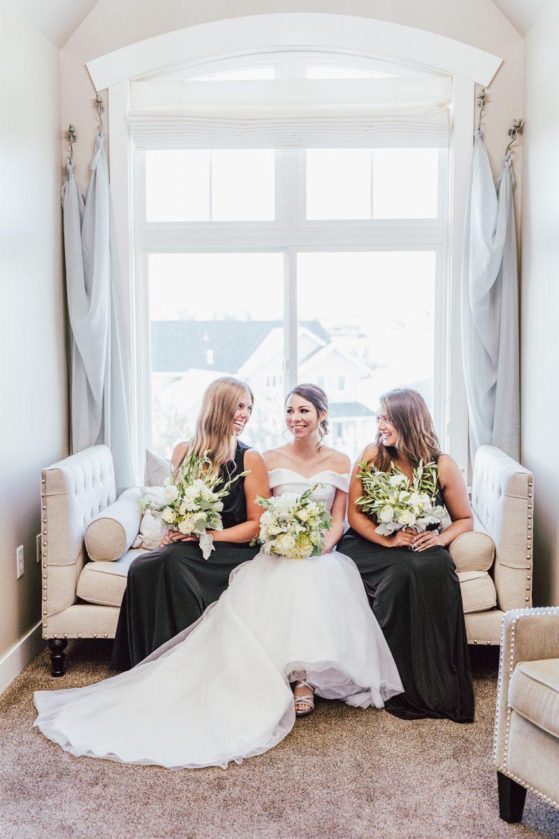 Glamorous High-End Sleepy Ridge Wedding Inspiration