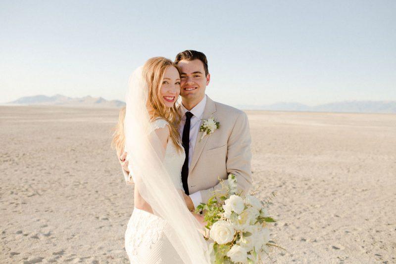 Glowing Salt Lake City Bridals