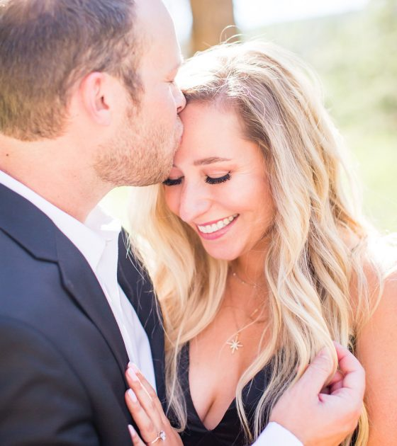 Magical Piney River Ranch Engagement