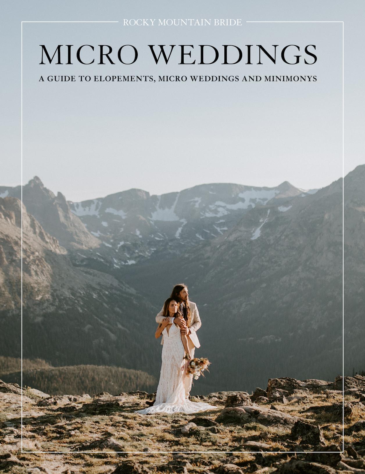 Micro Weddings Guide