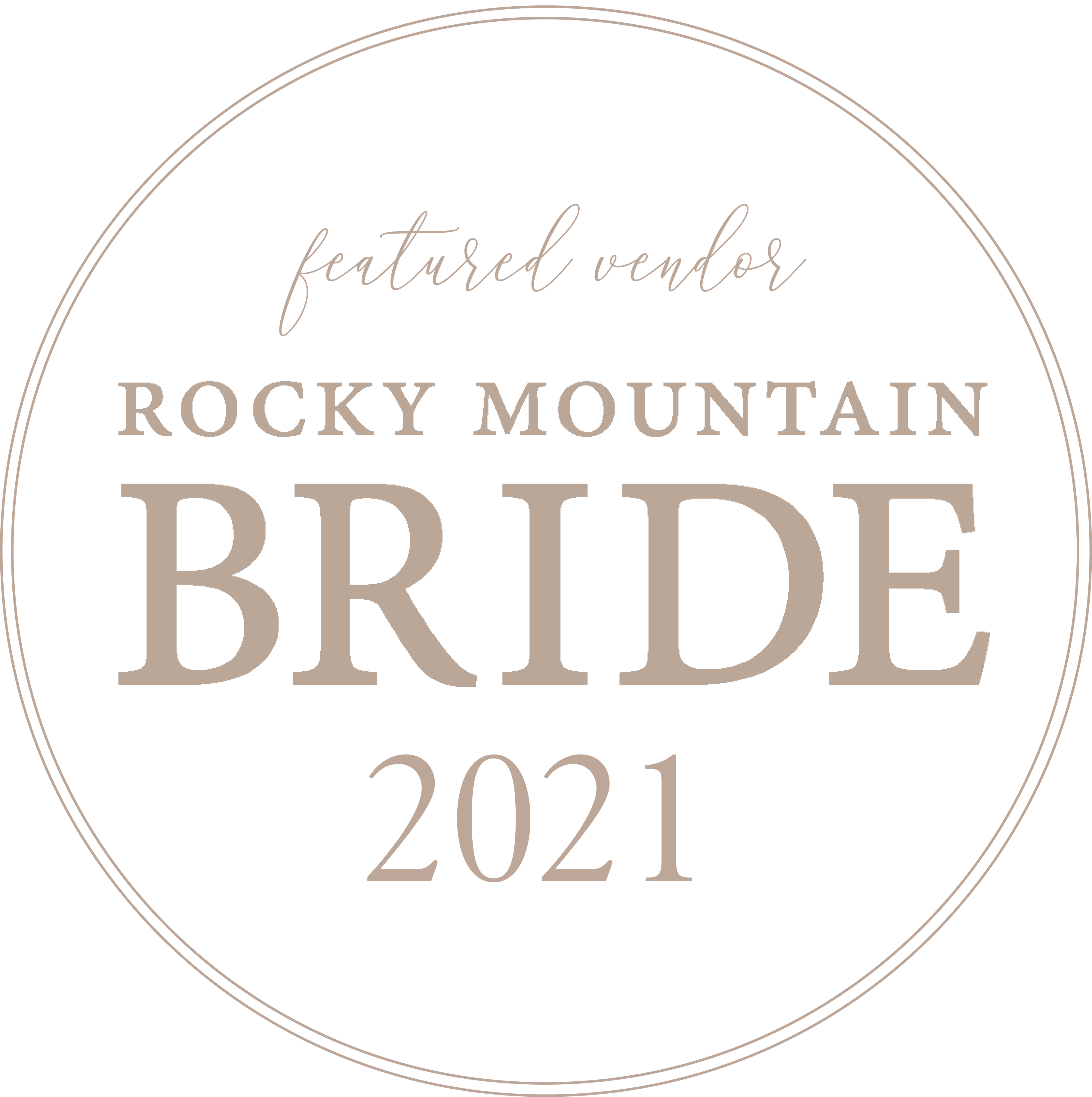 Rocky Mountain Bride Featured Vendor