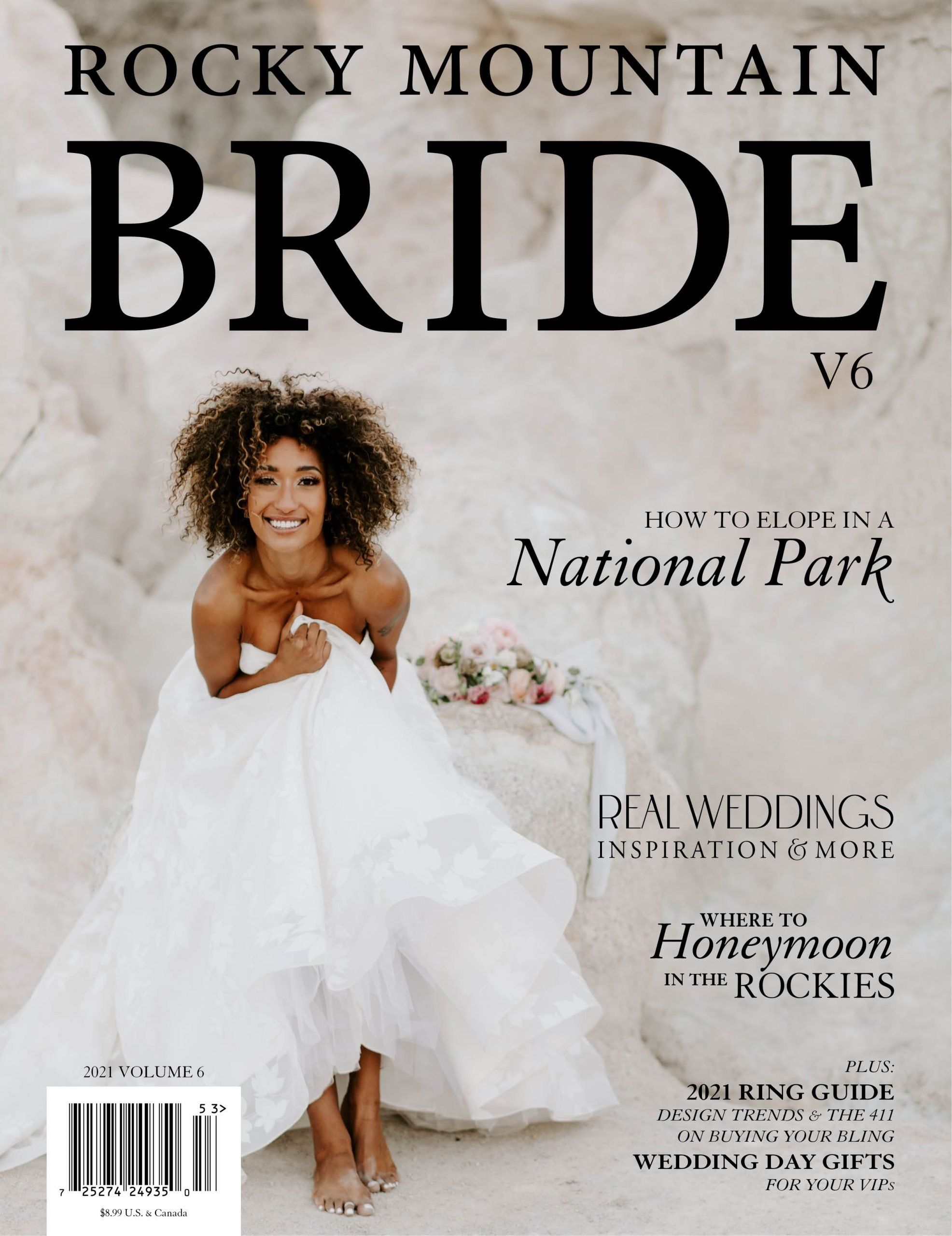 On Sale Now! Rocky Mountain Bride