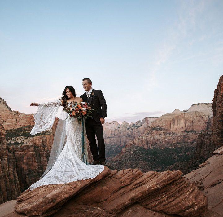 Vibrant Bohemian Mapleton Bridals