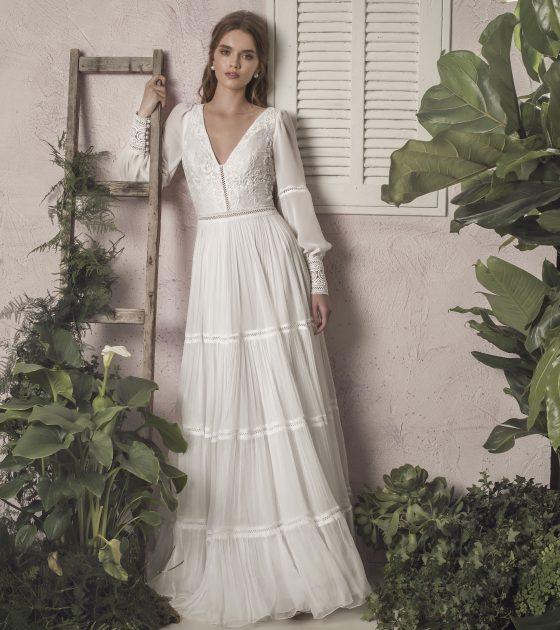 Inbar Freiman Debuts Garden Spirit Collection at Little White Dress