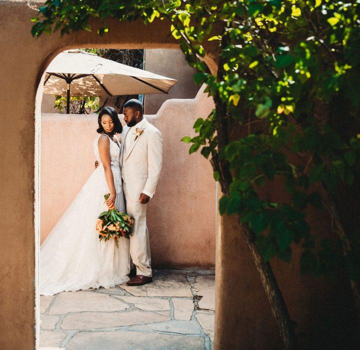 Citrus and Ivory Wedding Inspiration