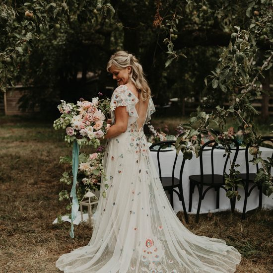Classical and Elegant Elopement Inspiration