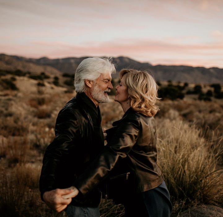 Darling Sunset Albuquerque Anniversary