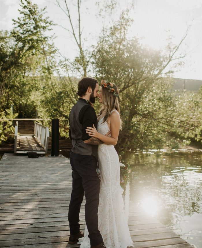 Whimsical Spring Elopement Inspiration