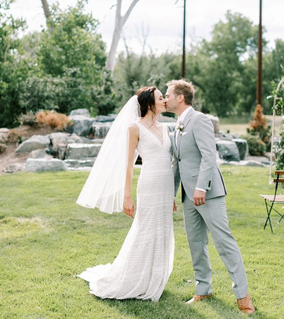 Light and Natural Elopement at Designs by Sundown