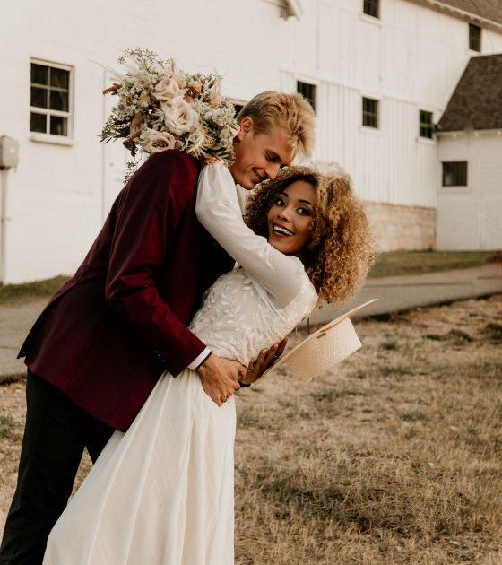 Folk Fairytale Salt Lake City Bridals Inspiration