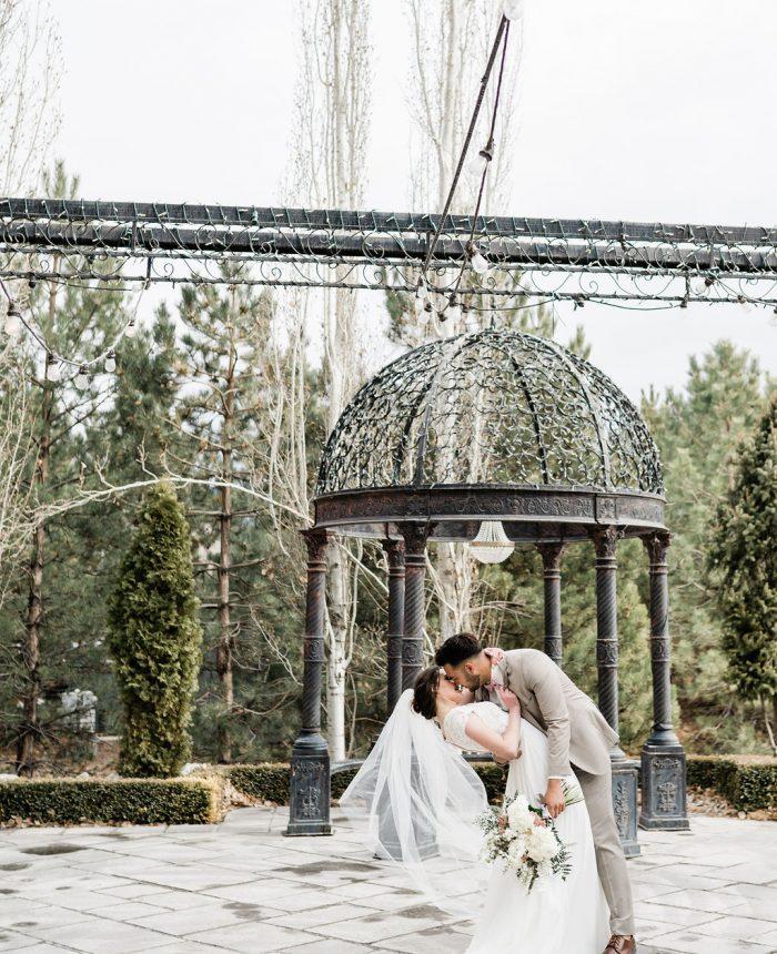 Glam Sleepy Ridge Wedding Inspiration