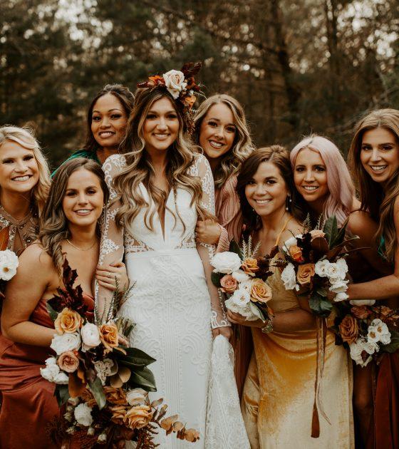 Recreating Mismatched Bridesmaids Looks | Pt. 2