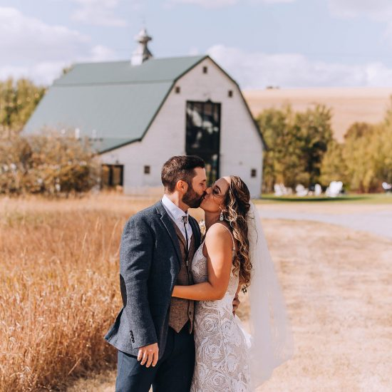 Magical Autumn Foster Creek Farm Wedding