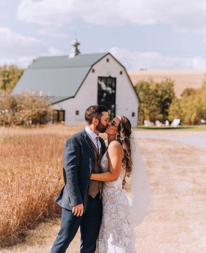 Magical Autumn Foster Creek Farm Wedding