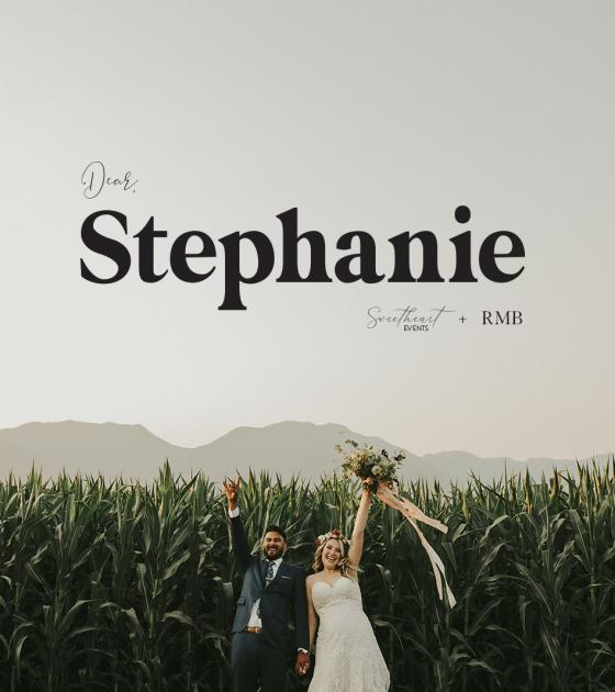 Dear Stephanie: Q&A