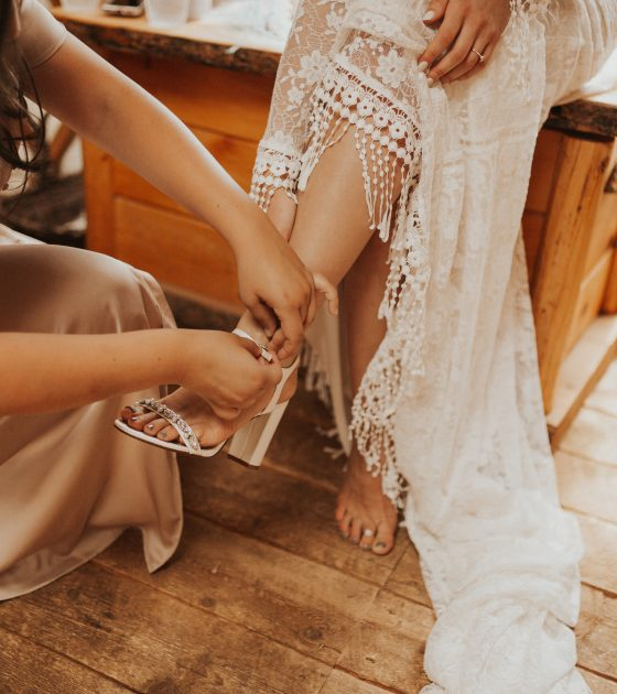 50 Bridal Shoes to Rock on your Wedding Day