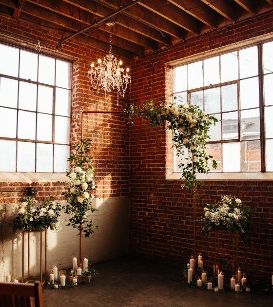 30 Modern Industrial Wedding Venues