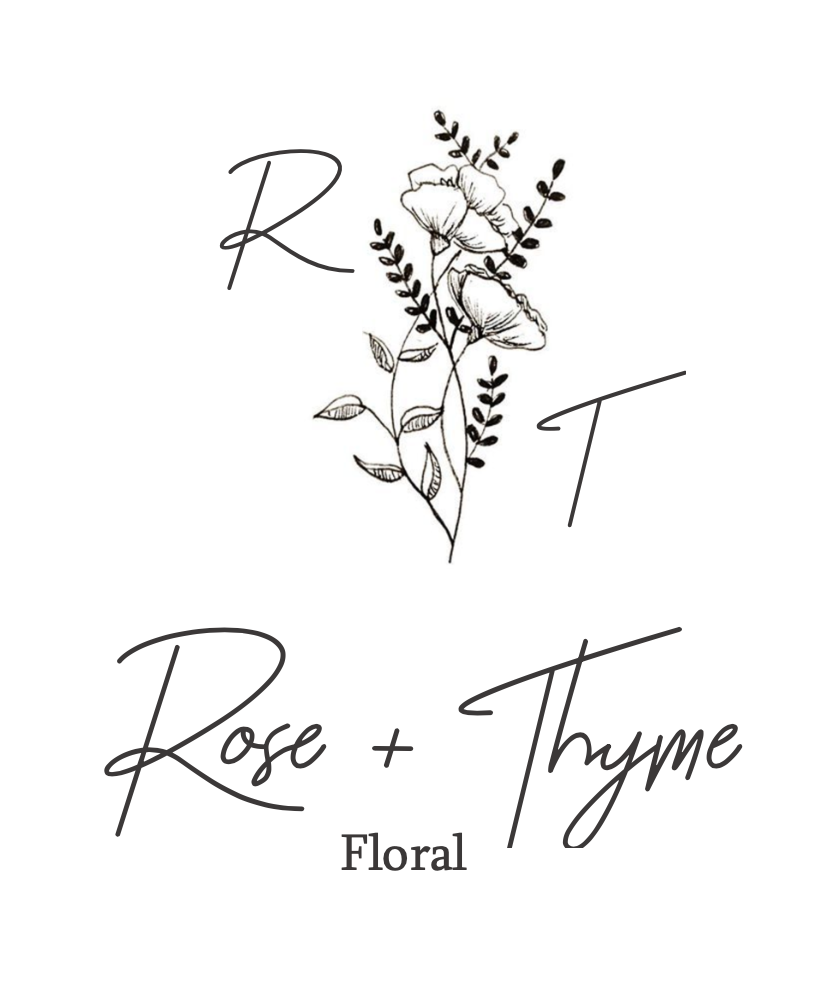 Rose + Thyme Floral