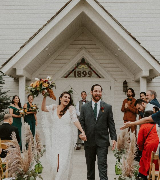 Bohemian and Rustic Still Water Hollow Wedding