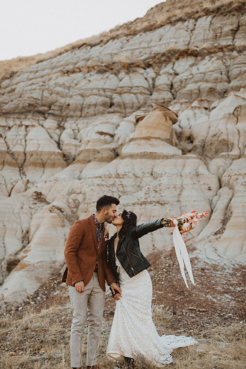 Earthy and Vintage Elopement Inspiration   Rocky Mountain Bride