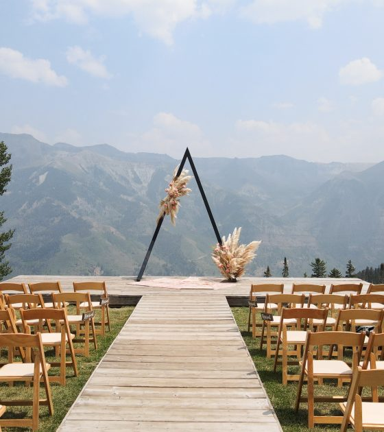 22 Wedding Deck Venues in the Rocky Mountains