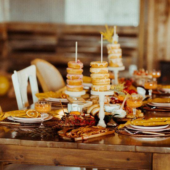 5 Darling Decor Ideas for your Farewell Wedding Brunch