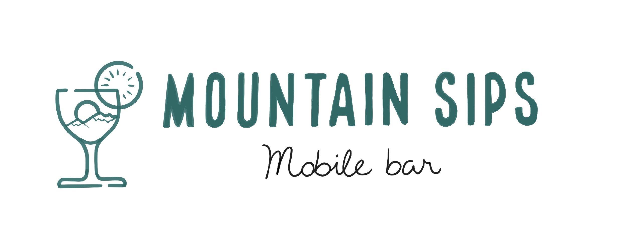 Mountain Sips Mobile Bar