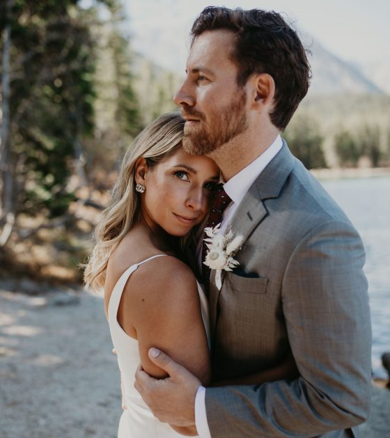 Rustic Glam National Park Elopement