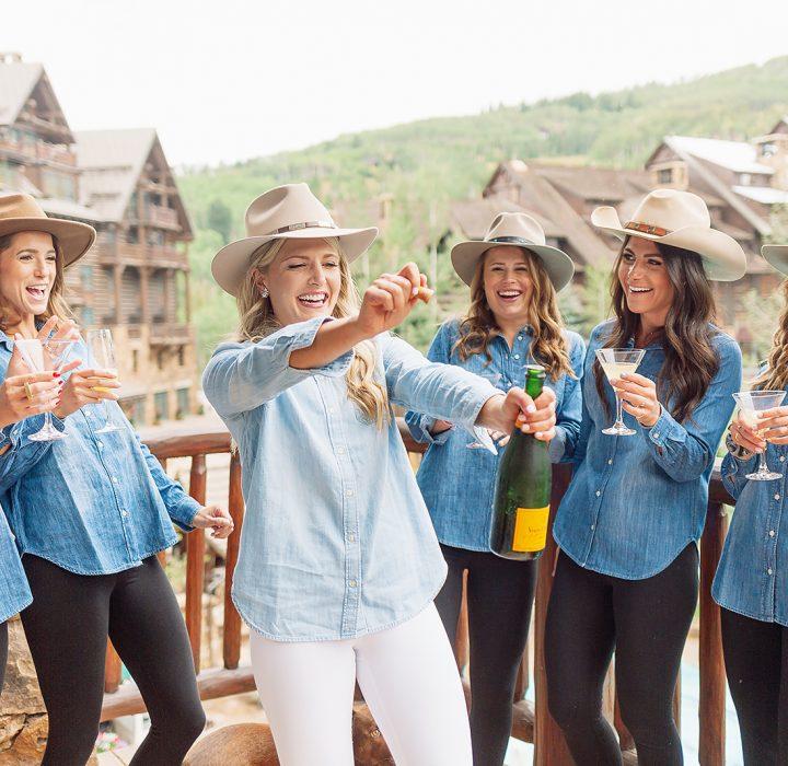 Mountain Lodge Wedding at Beaver Creek Resort