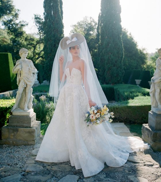 Introducing Anne Barge's New 2022 Spring Bridal Collection