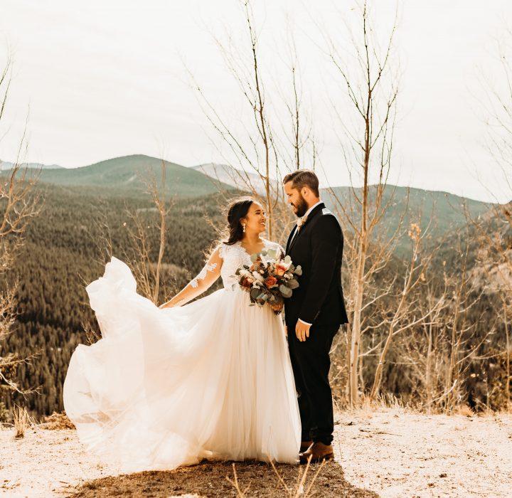 Mountain Destination Wedding at Blackstone Rivers Ranch