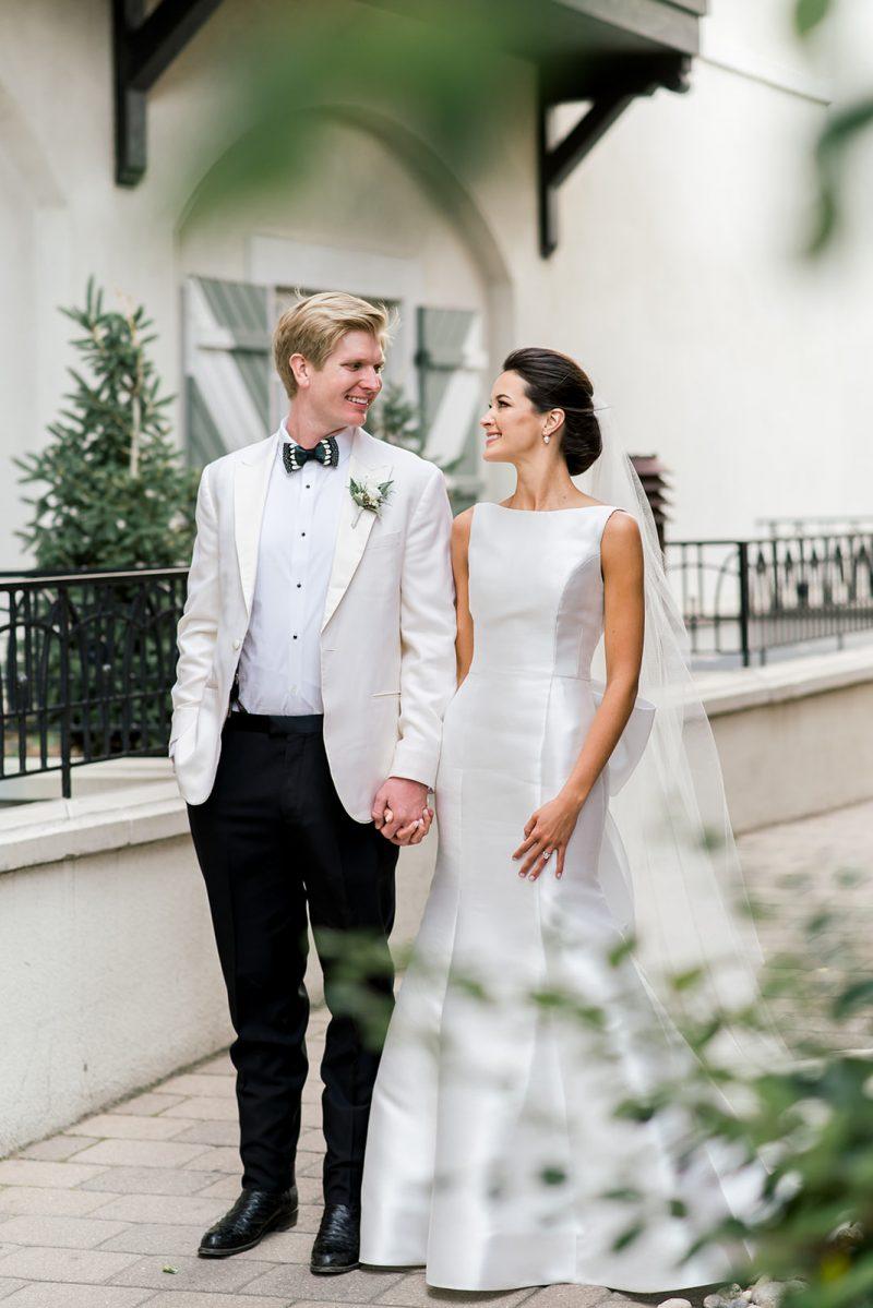 Timeless Vail Wedding at Sonnenalp Hotel