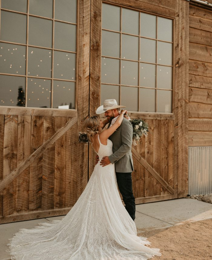 Authentic Wild West Wedding at Strawberry Creek Ranch