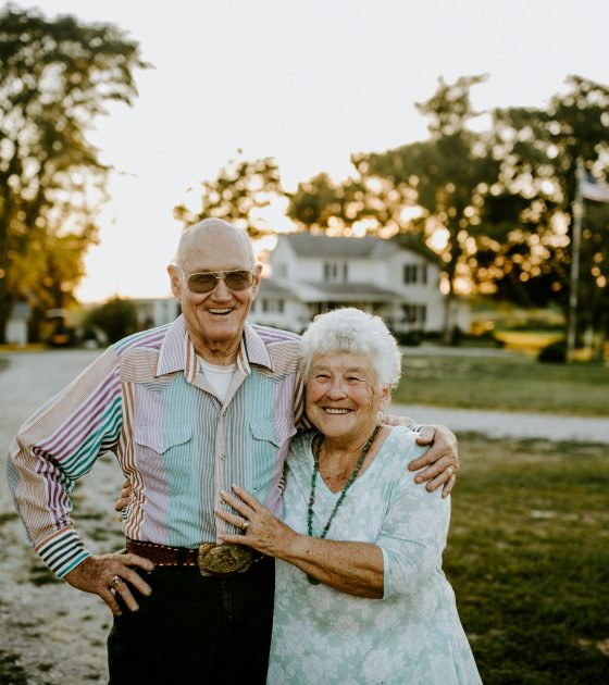 60 Sweet Years Anniversary Session