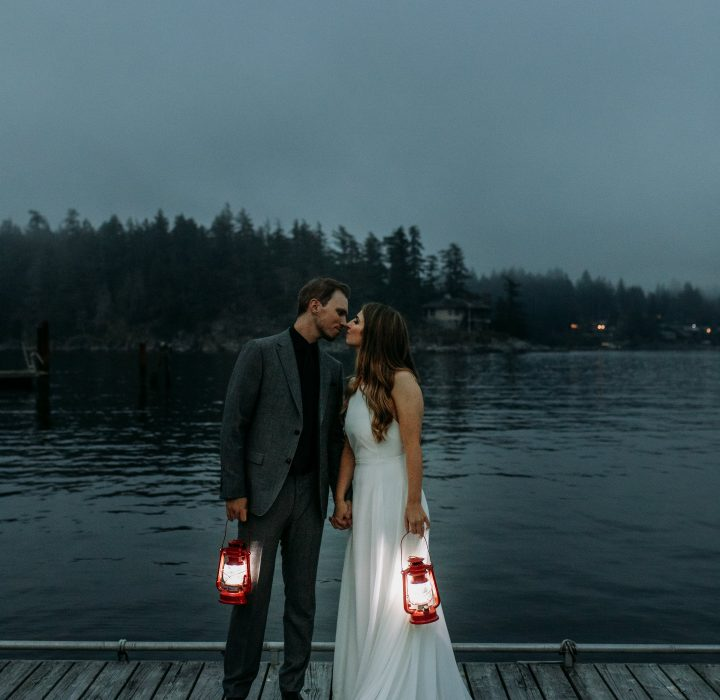 Sunshine Coast Waterfront Wedding in Madeira Park