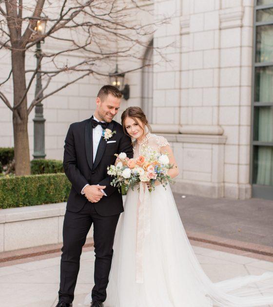 Romantic Reimagined European Wedding Inspiration