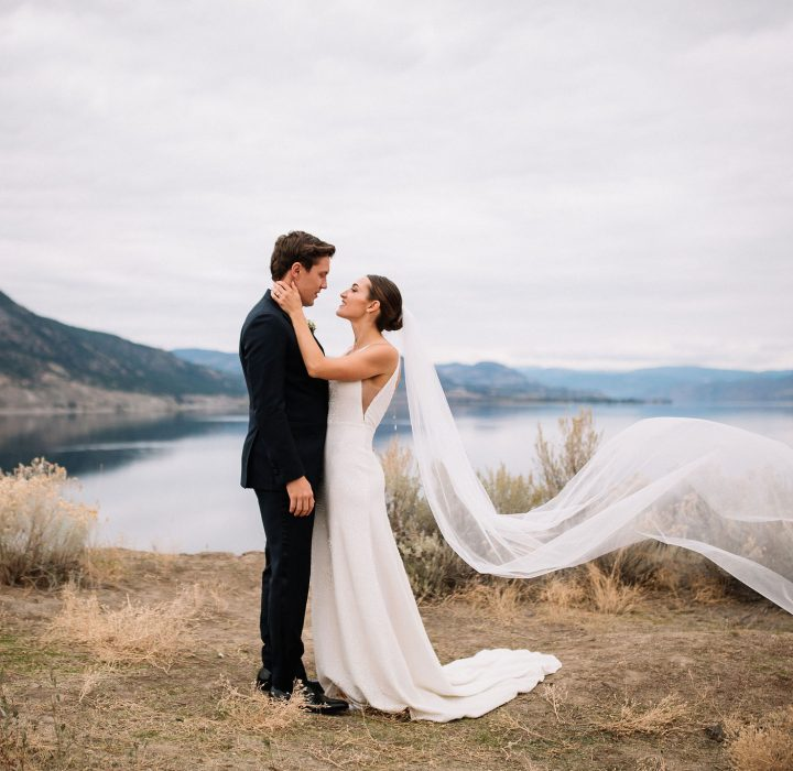 Dreamy Vineyard Wedding at Poplar Grove Winery