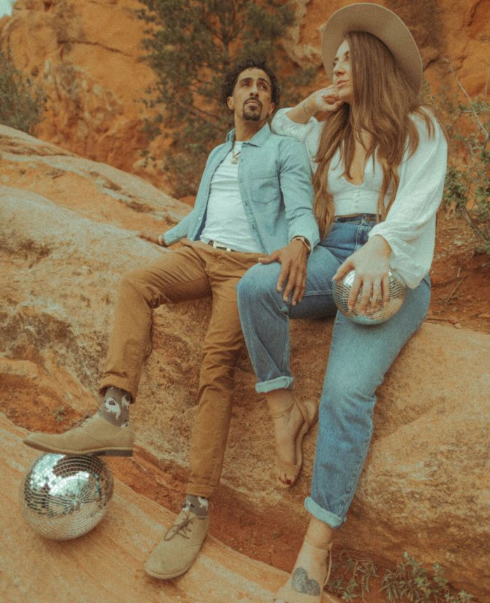 Disco in the Red Desert Engagement