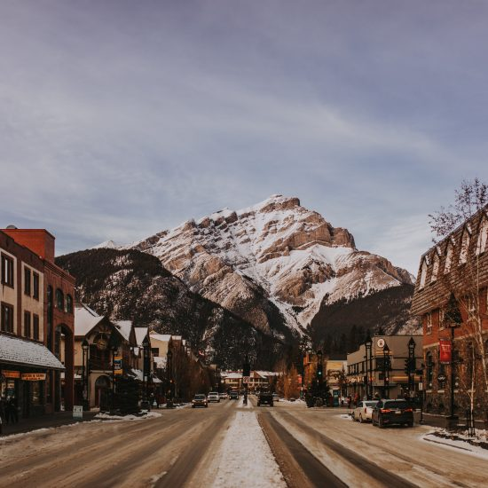 Escape to Banff, Alberta for a Romantic Weekend Getaway